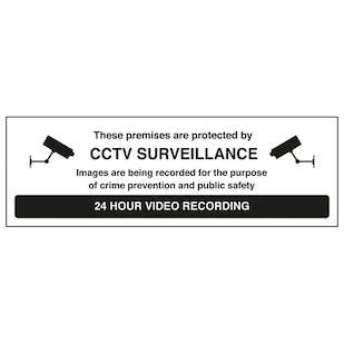 24 Hour Video Recording - Landscape
