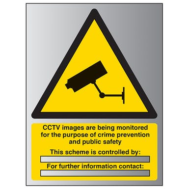 Aluminium Effect - CCTV Images Are Being...