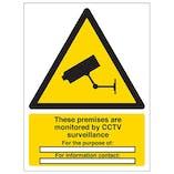 Eco-Friendly Premises Are Under Surveillance