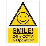 Shop CCTV Signs