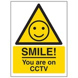 Warning - SMILE! You Are On CCTV