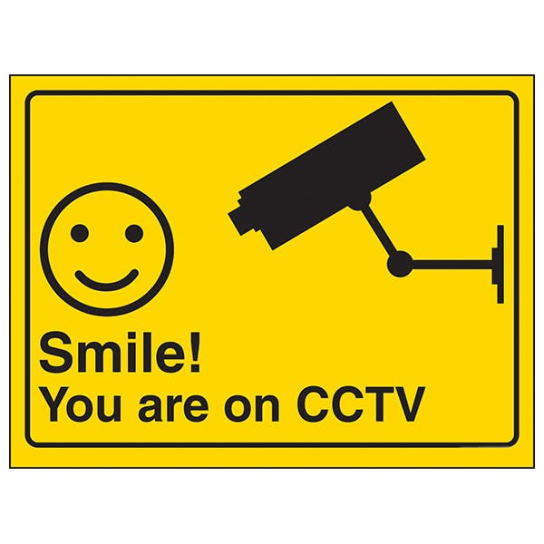 Camera - Smile! You Are On CCTV