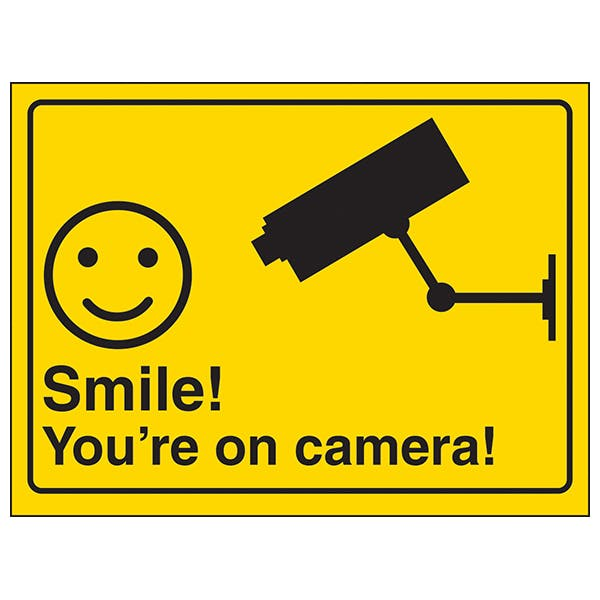 Camera - Smile! You're On Camera!