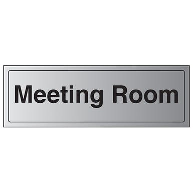 Aluminium Effect - Meeting Room