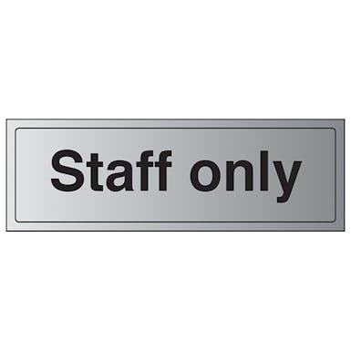 Aluminium Effect - Staff Only
