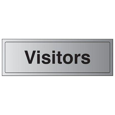 Aluminium Effect - Visitors