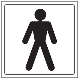 Male Toilet - Polycarbonate
