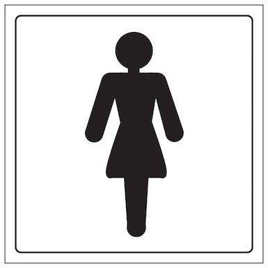 Female Toilet Symbol