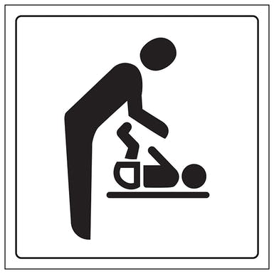 Baby Changing Symbol