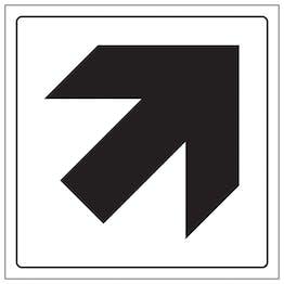 General Diagonal Arrow