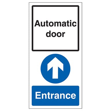 Automatic Door - Entrance
