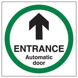 Entrance - Automatic Door