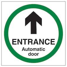 Entrance - Automatic Door