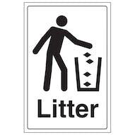 Litter - Portrait
