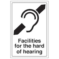 Facilities For The Hard Hearing