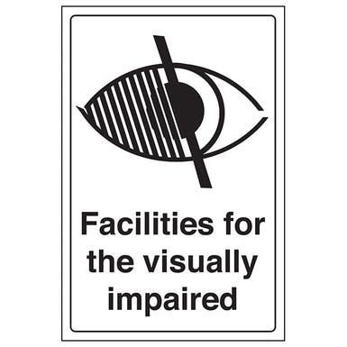 Facilities For The Visually Impaired