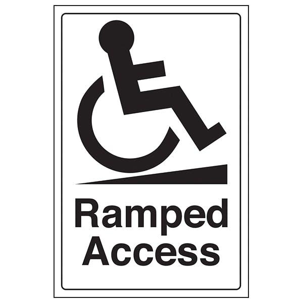 Ramped Access - Portrait