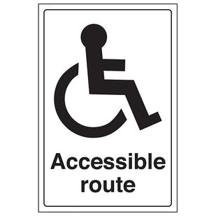 Accessible Route
