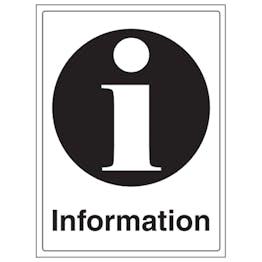 Information - Portrait