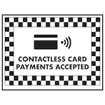 Contactless Card Payments Accepted