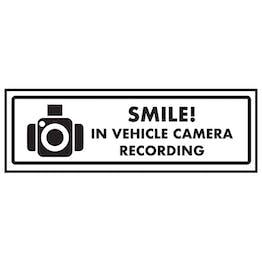 Smile! In Vehicle Camera Recording