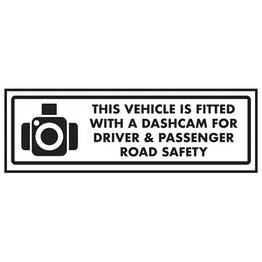 This Vehicle Is Fitted With A Dashcam For Driver…