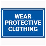 Wear Protective Clothing