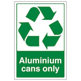 Aluminium Cans Only