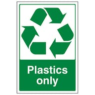Plastic Only