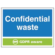 Confidential Waste GDPR Aware