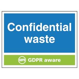 Confidential Waste GDPR Aware