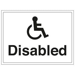 Disabled - Large Landscape