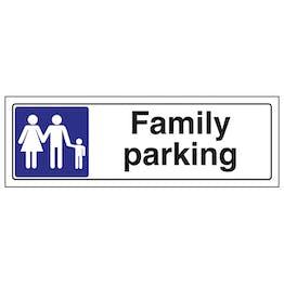 Family Parking - Landscape