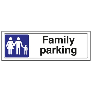 Family Parking - Landscape