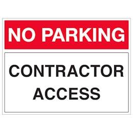 Contractor Access - Landscape
