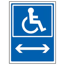 Disabled Arrows