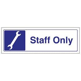 Garage - Staff Only - Landscape