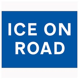 Ice On Road