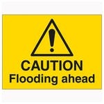Caution Flooding Ahead