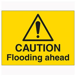 Caution Flooding Ahead