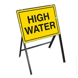 High Water with Stanchion Frame