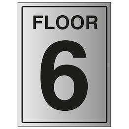 Floor 6 - Aluminium Effect