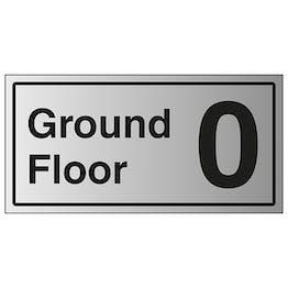Ground Floor 0 - Aluminium Effect