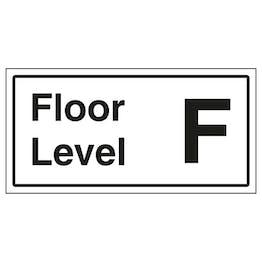 Floor Level F