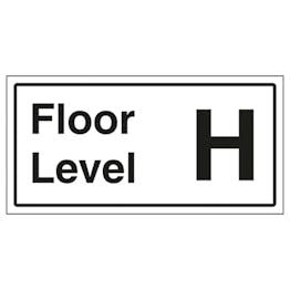 Floor Level H