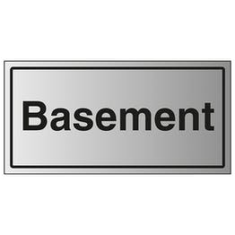 Basement - Aluminium Effect