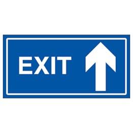 Exit Arrow Up