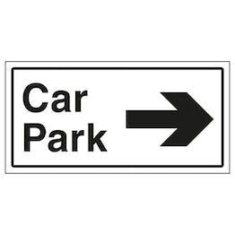 Car Park Arrow Right