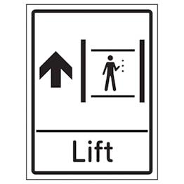 Lift Arrow Up