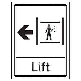 Lift Arrow Left
